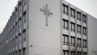 Das neue Scientology-Zentrum in Basel.