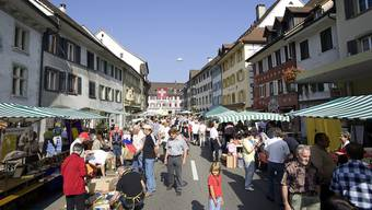 Bad Zurzach mit dem historischen Marktflecken freut sich über einen unerwarteten Geldsegen.