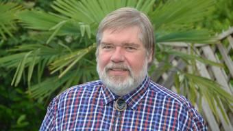 Der 57-jährige Dieter Reimann kandidiert für die Gemeinderatswahlen in Hersberg.