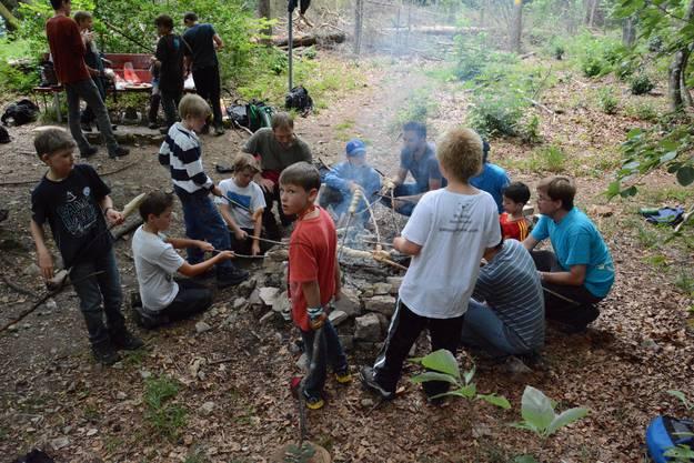 28 Kinder aus aller Welt kommen in den zwei Ferienwochen zusammen