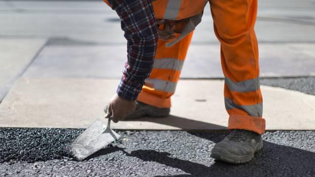 Die Bauarbeiten werden voraussichtlich bis Ende Dezember 2021 dauern. (Symbolbild)