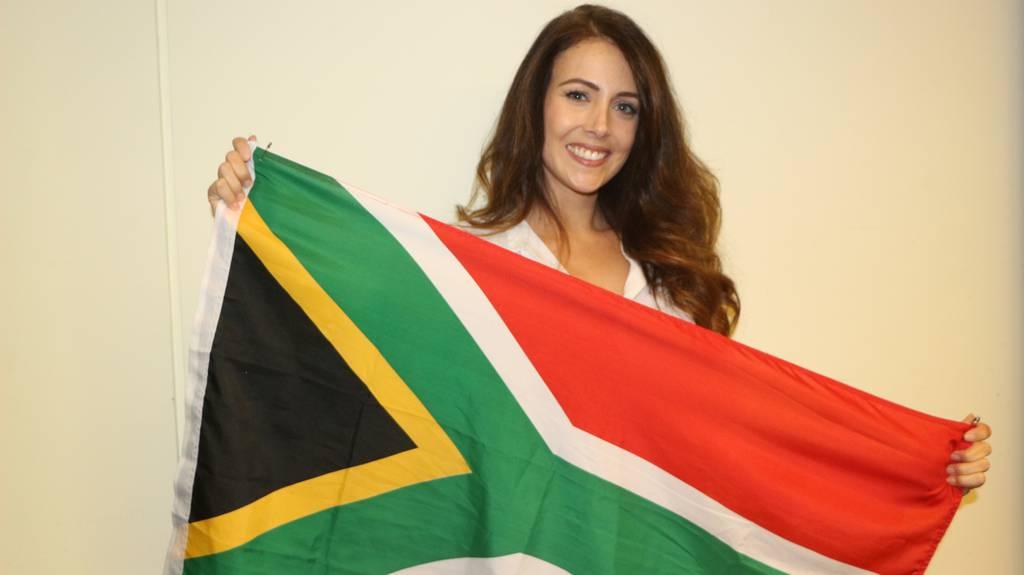 Carla De Giorgi aus Safenwil 36 Grad Südafrika