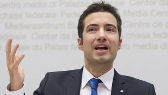 Der Appenzeller FDP-Ständerat Andrea Caroni setzt sich aus Überzeugung gegen das Burka-Verbot ein. Ein solches würde zu mehr Bürokratie führen und die individuellen Freiheiten einschränken. (Archivbild)