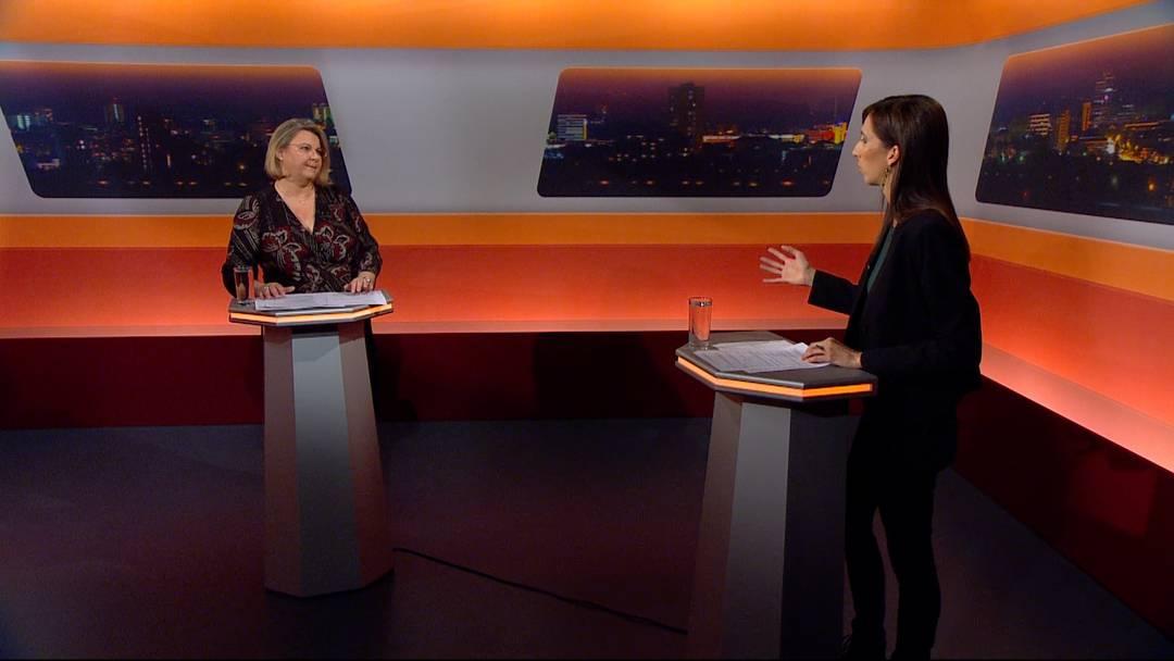 Coronavirus im Aargau: Kantonsärztin Yvonne Hummel in der Sendung «TalkTäglich»