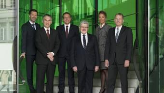 Der Regierungsratsfoto für 2014.