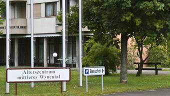 Begehrte Plätze: Im Alterszentrum Mittleres Wynental lebten im letzten Jahr 74 Bewohnerinnen und Bewohner. (Peter Siegrist)