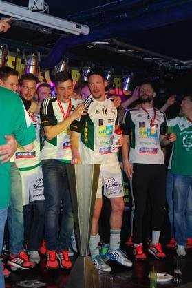 Wiler-Ersigen bejubelt den zehnten Meistertitel.