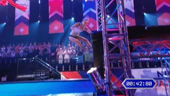 Ninja Warrior Switzerland ging in die dritte Runde. Wie hart es einmal mehr war, in dem TV-Hindernisparcours zu scheitern, zeigt dieses Video.