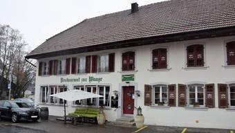 """Das Restaurant zur Waage, """"Güggeli-Waage"""", in Windisch schliesst die Türen"""