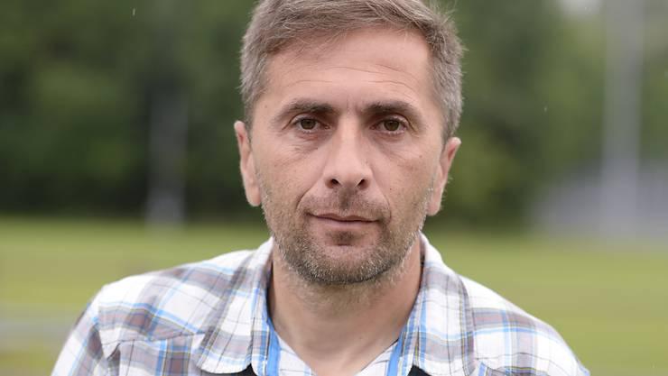 Musste mit dem FC Wohlen eine weitere Niederlage einstecken: Coach Ranko Jakovljevic (Archivbild)
