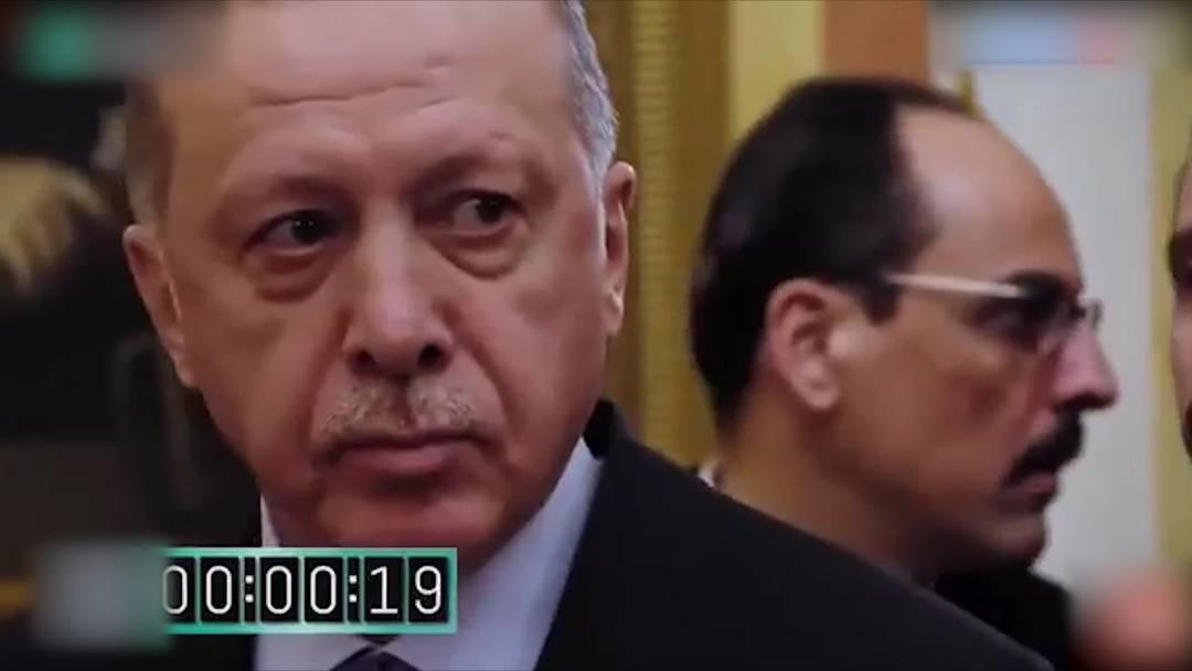 Putin lässt Erdogan vor der Tür warten