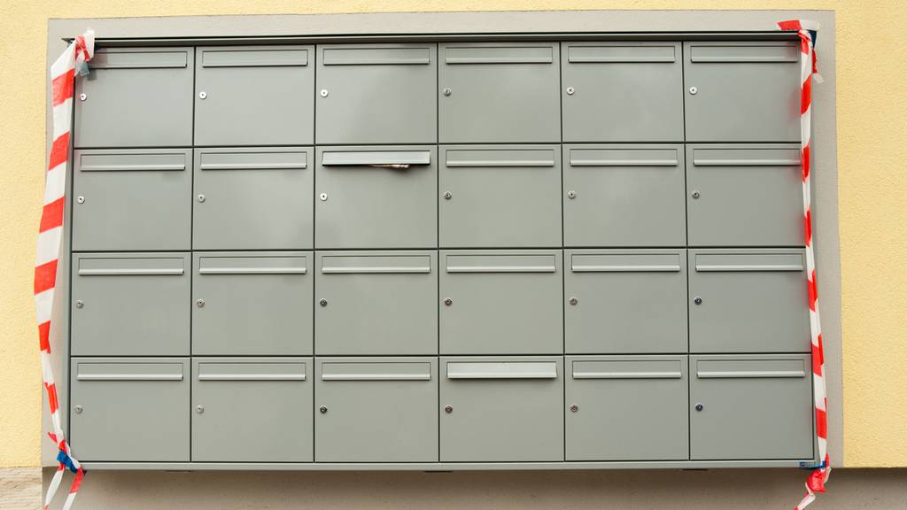 Wer klaut schon einen Briefkasten?