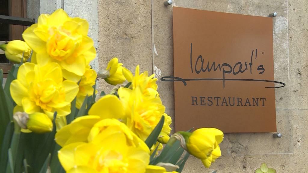 "Gastgeber verlassen Gourmet-Restaurant ""Lampart's"""