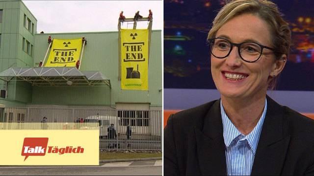 Susanne Hochuli wird Greenpeace-Chefin