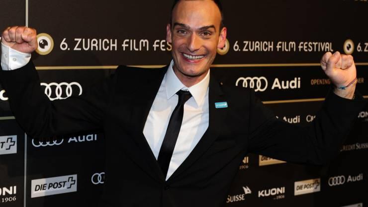 Erholt sich mit täglichem Yoga: der Schweizer Schauspieler Anatole Taubman. (Archivbild)