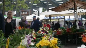 Frühlingsmarkt in Dietikon