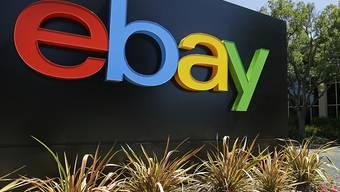Ebay stellt Konzernstruktur auf Prüfstand. (Archiv)