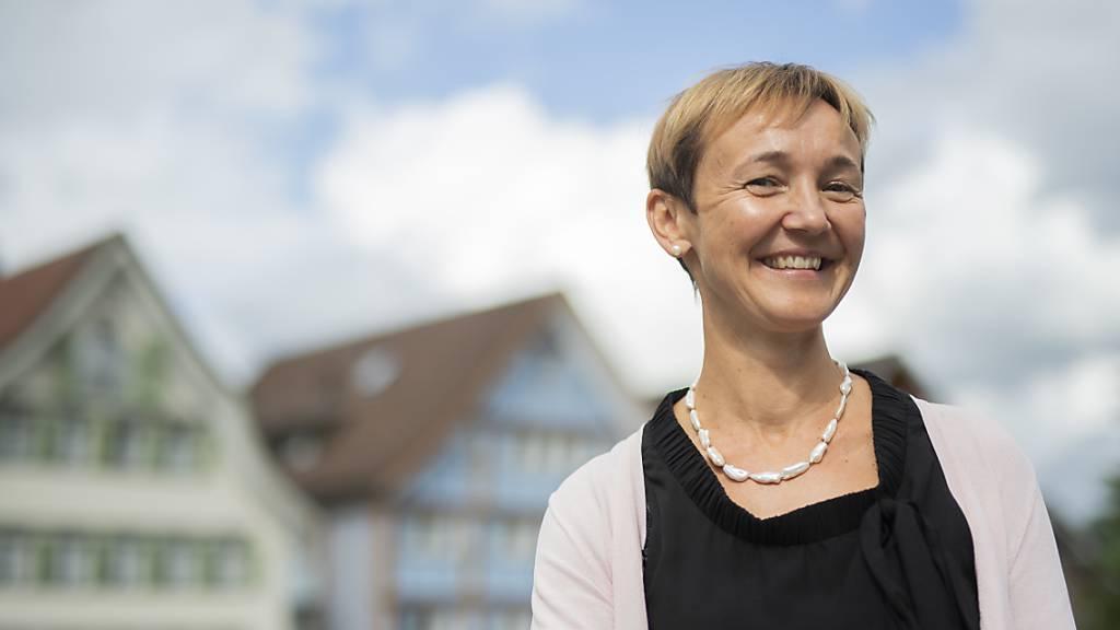 Monika Rüegg Bless in die Innerrhoder Regierung gewählt