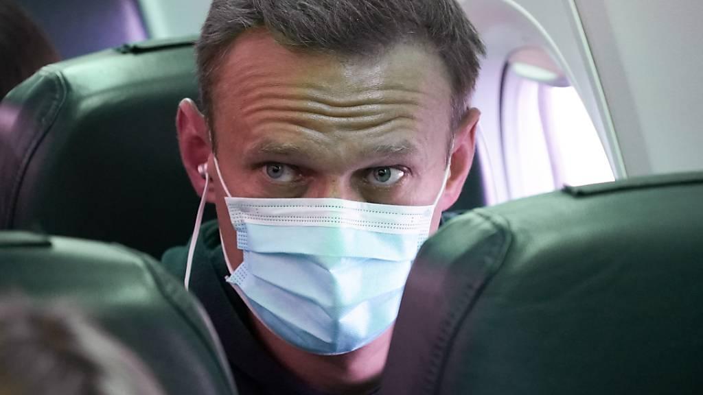 Kremlgegner Nawalny droht lange Haft - Proteste angekündigt