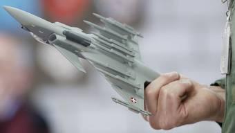 Der Gripen blieb in der Schweiz nur ein Modellflugzeug (Symbolbild)