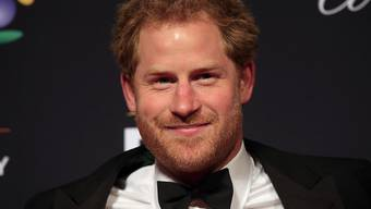 Prinz Harry holt Coldplay ins Boot für ein Benefizkonzert zugunsten von Aidskranken. (Archivbild)