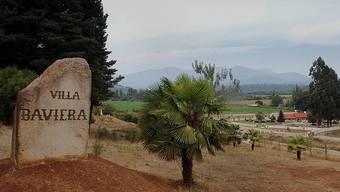 Blick auf Colonia Dignidad alias Villa Baviera in Chile (Archiv)