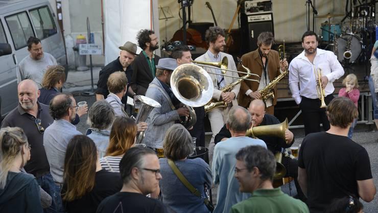 30-Jahr-Jubiläum des Vini al Grappolo in Solothurn
