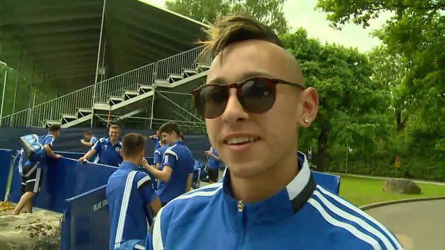 FIFA Youth Cup und der Neymar