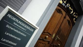 In Schieflage: Der Landschreiber Peter Vetter verlässt die Baselbieter Landeskanzlei nach nur vier Jahren.