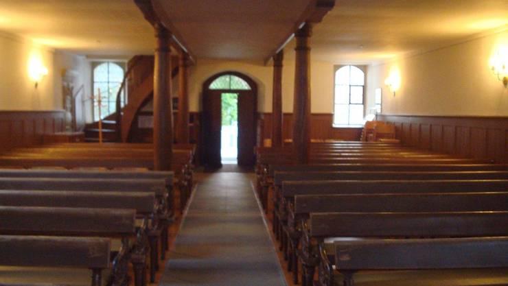 Kirche Lützelflüh