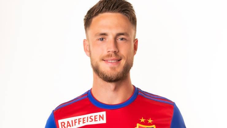 Ricky van Wolfswinkel: «Ich habe hier in  Basel meinen Platz gefunden.»