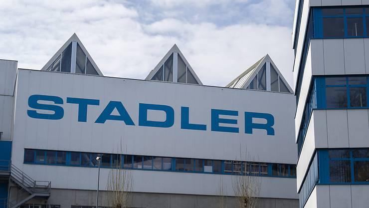 Stadler will auch in Asien Fuss fassen: Nach einer langen Durststrecke konnte das Unternehmen nun eine Ausschreibung in Taiwan für sich entscheiden. (Archiv)