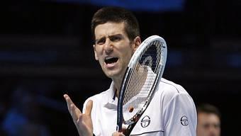 Novak Djokovic verliert das serbische Duell gegen Tipsarevic