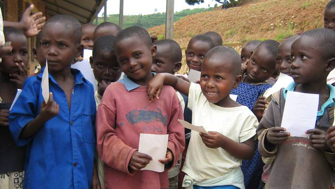 Ruanda-Weihnachtsaktion 2019