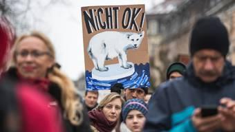 Klima-Demo Solothurn