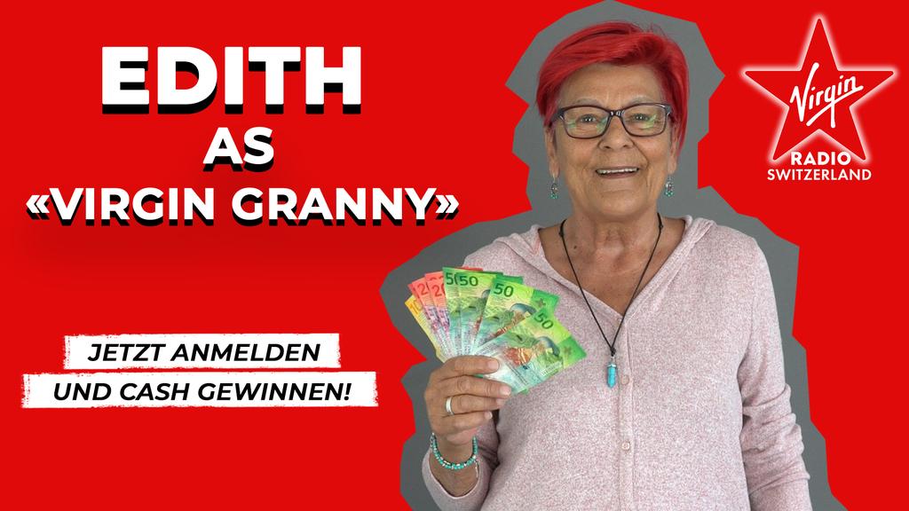 Die Virgin Granny verschenkt Cash!💸💰