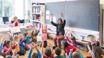 Die Klassen in der Zürcher Volksschule werden nicht verkleinert (Themenbild).