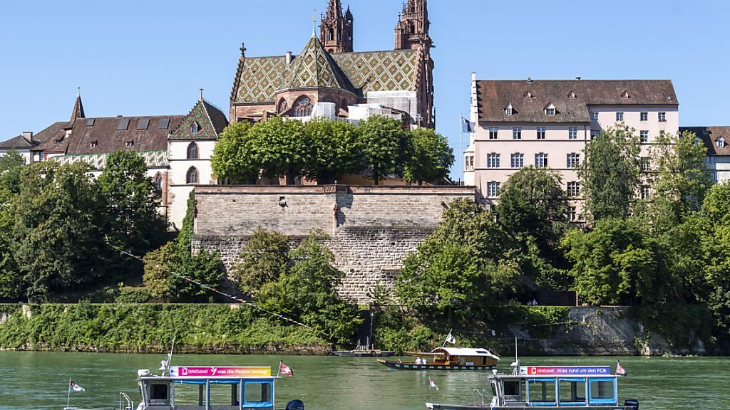 Basel laut Umfrage beliebteste Schweizer Stadt unter Expats
