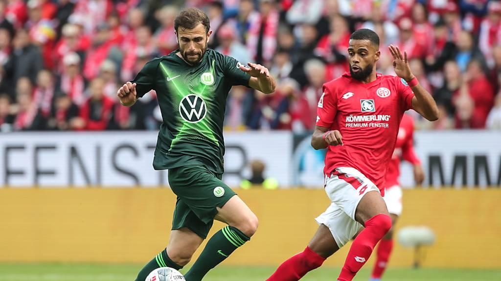 Wolfsburg bangt um Mehmedi