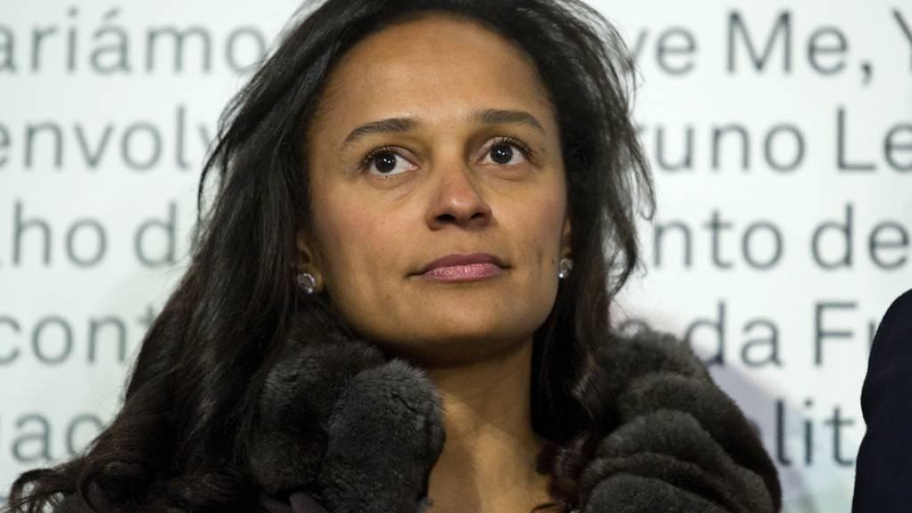 Die reichste Frau Afrikas, Isabel dos Santos, ist wegen Betrugs angeklagt. (Archivbild)