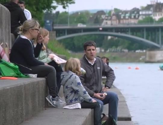 Am Rhein sitzt es sich gut