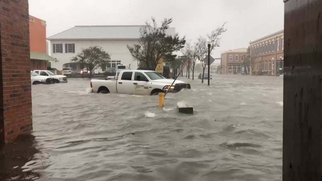 Sturm «Sally» wütet an der US-Golfküste