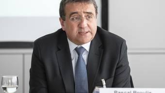 """Der Waadtländer Staatsrat Pascal Broulis geriet im Frühjahr 2018 ins Schussfeld der Kritik. Der Vorwurf lautete """"Steueroptimierung"""". Der Freisinnige wurde in einem Gutachten entlastet."""