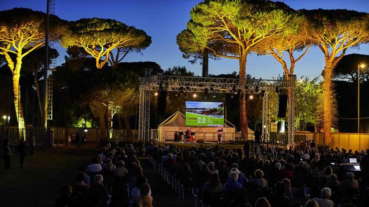 Kleiner Kreis: 300 Leute dürfen in Italien zurzeit zusammenkommen,