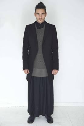 Unkonventionelles Textil-Design von Sandro Marzo.
