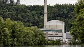 Das Atomkraftwerk in Mühleberg (Archiv)