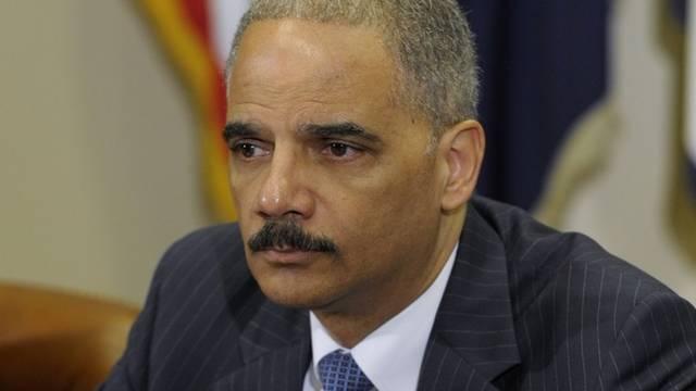 US-Justizminister Eric Holder wird im Ermittlungsbericht entlastet