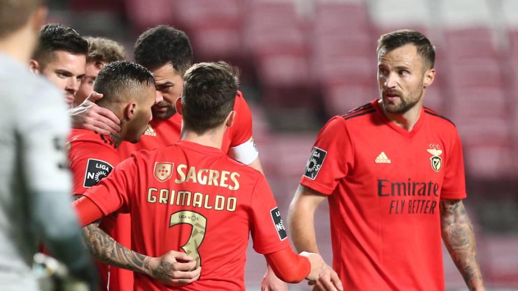 Seferovic ebnet Benfica den Weg zum Sieg