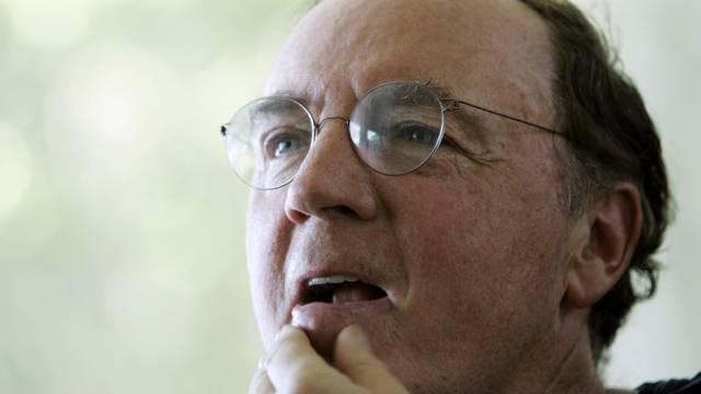 Der US-Autor James Patterson 2006 (Archivbild)