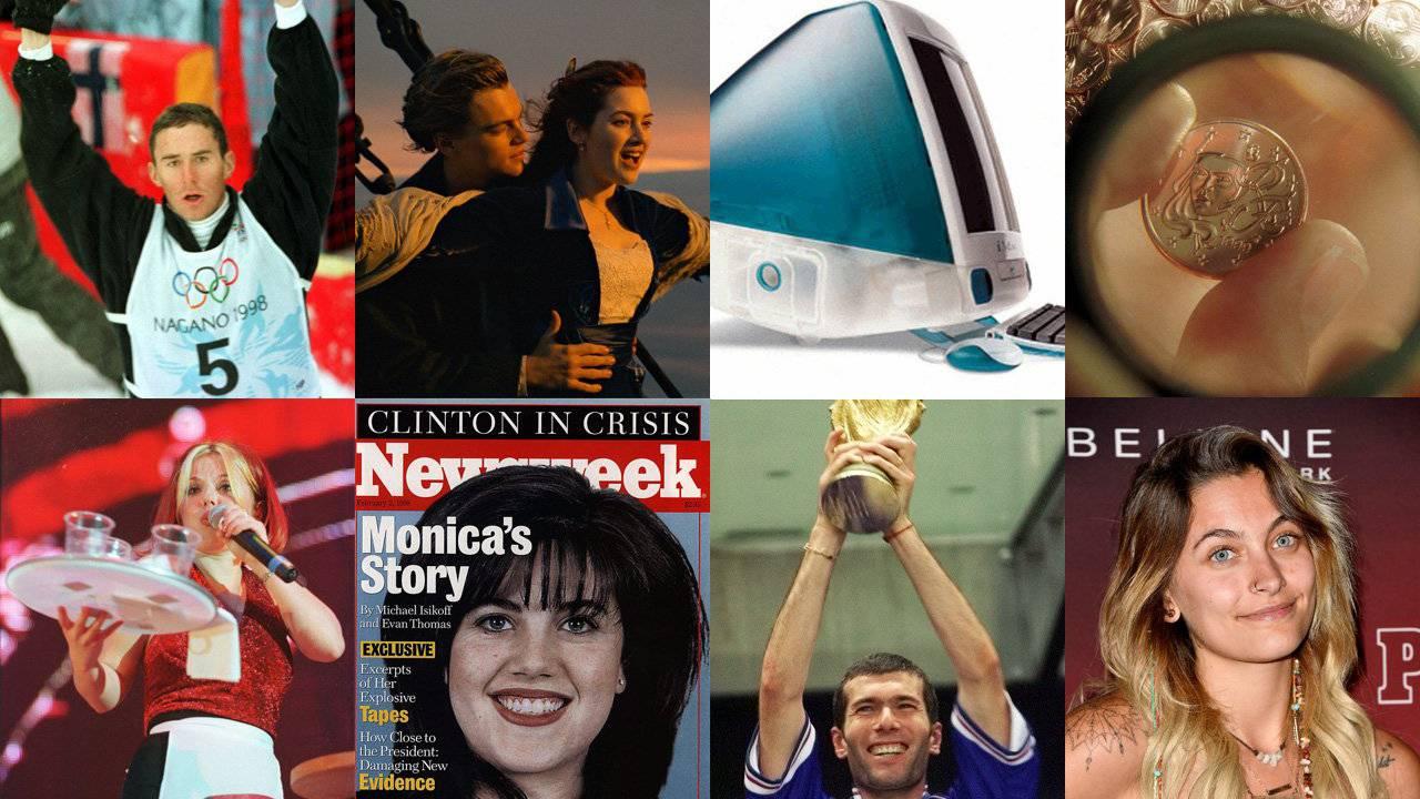 1998 ist so einiges passiert.